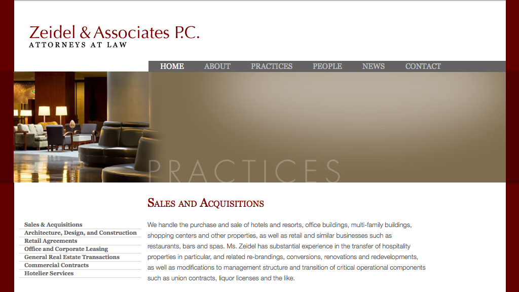 Zeidel & Associates